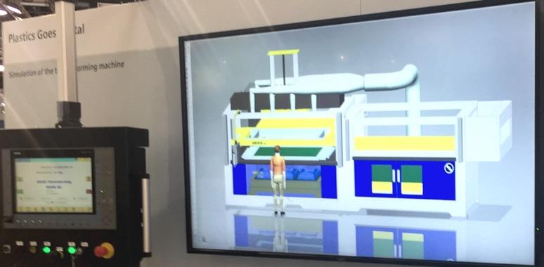 Siemens termoformatura