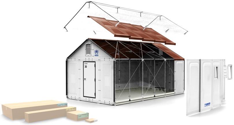 better shelter schema costruzione