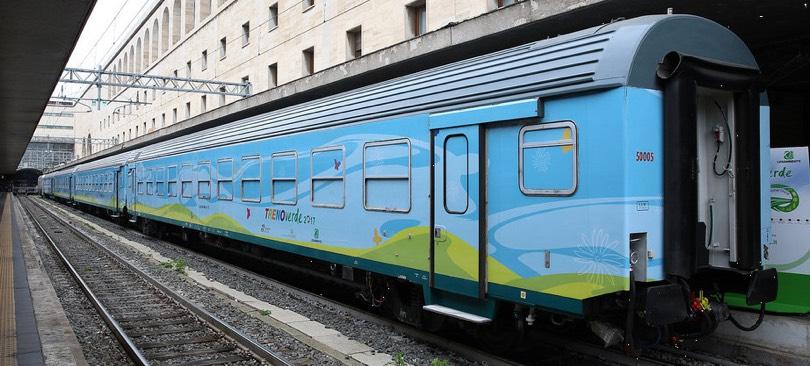 Treno Vrede Legambiente