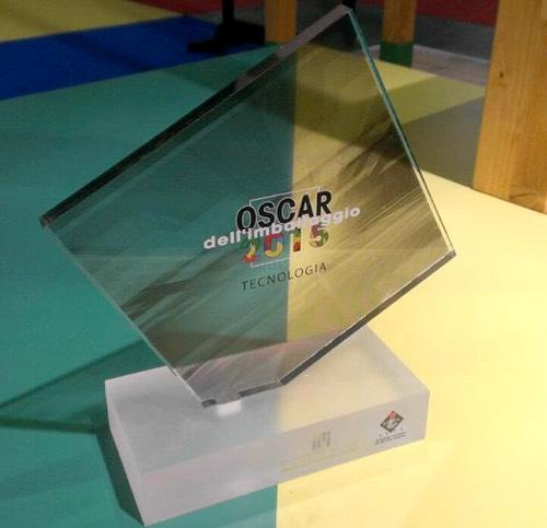 Ecco gli oscar dell imballaggio for Oscar utensili