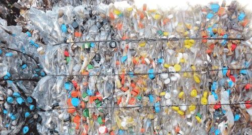 balle rifiuti PET