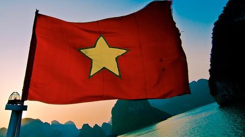 vietnam bandira