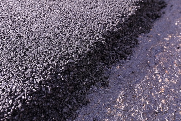 PFU asfalto