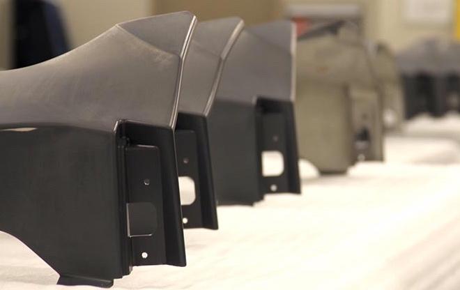 CSP produzione di compositi per auto