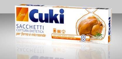 sacchetto Cuki