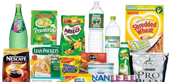 nestlé prodotti