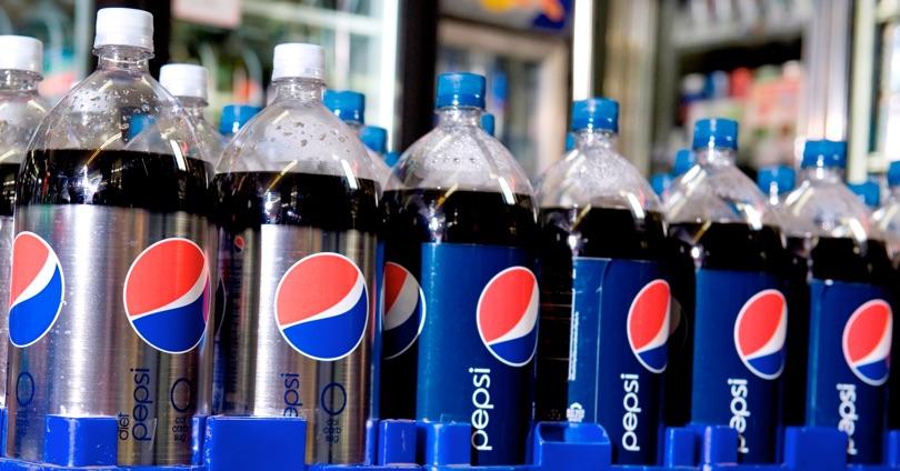 PepsiCo bottiglie