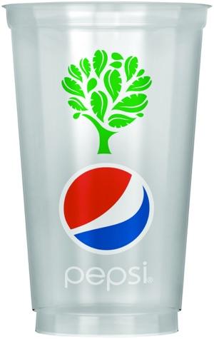 Pepsico bicchiere