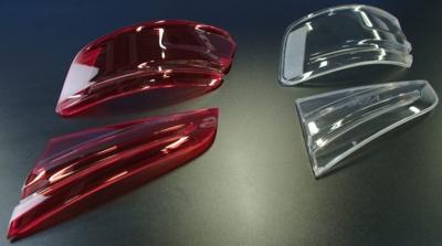 Stratasys stama 3D fanali auto Audi