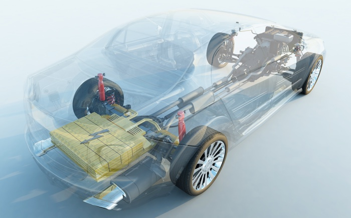 Vamp tech auto elettrica