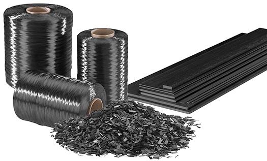 Zoltek fibre carbonio