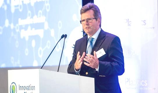 Karl-H. Foerster, direttore di PlasticsEurope