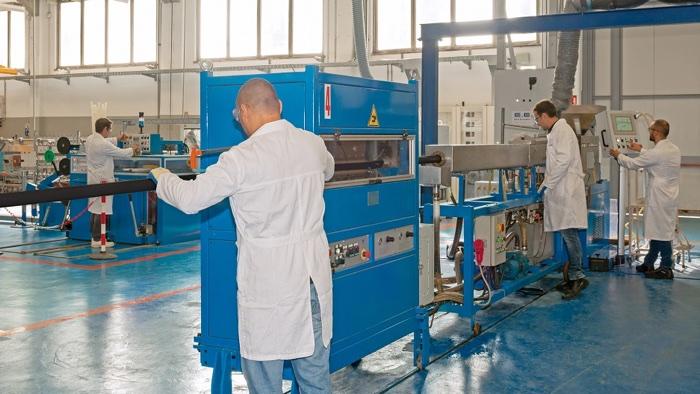 Solvay application center Bollate