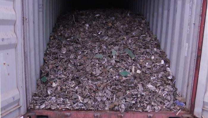 rifiuti Thailandia