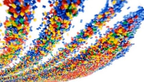 plastiche granuli