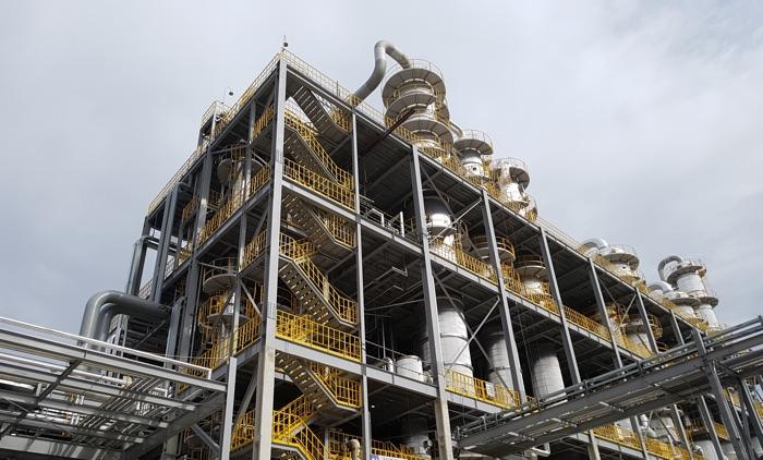 impianto POM Corea BASF Kolon