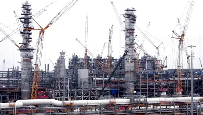 Chevron Philips Chemical baytown
