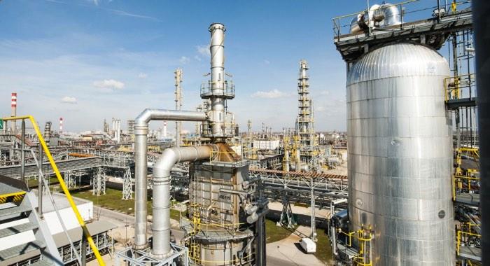 raffineria MOL