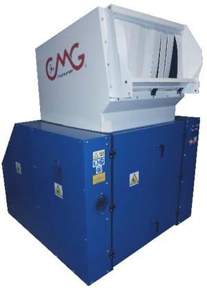 CMG granulatore
