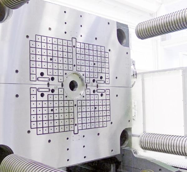 ancoraggio magnetico stampi Rivi Magnetics