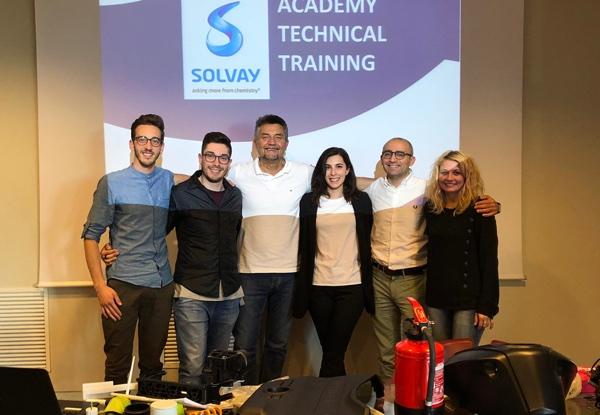 academy arcoplex solvay