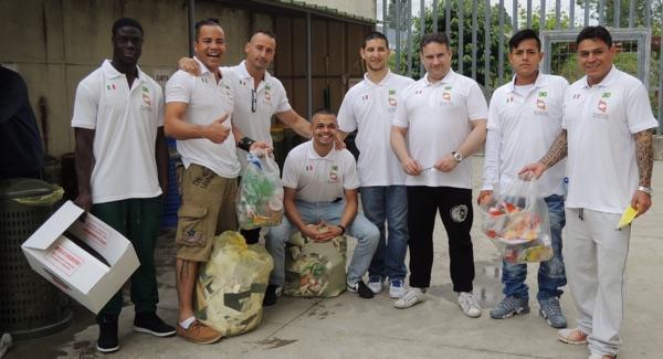 detenuti bollate  Keep the Planet Clean