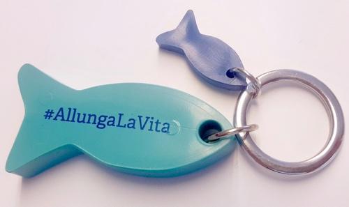 ciondolo pet pe riciclato #allungalavita