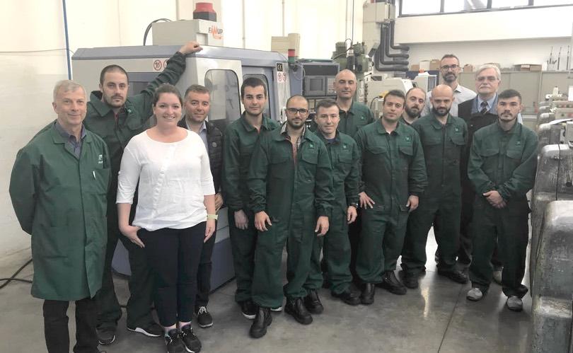 nove manutentori meccanici