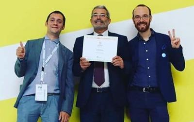 Corepla premiazione Arete 2018