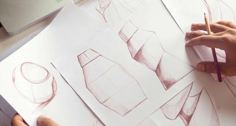 design imballaggio