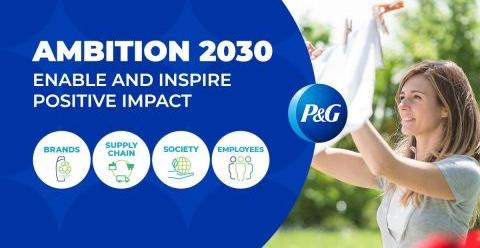 obiettivi sostenibilità P&G