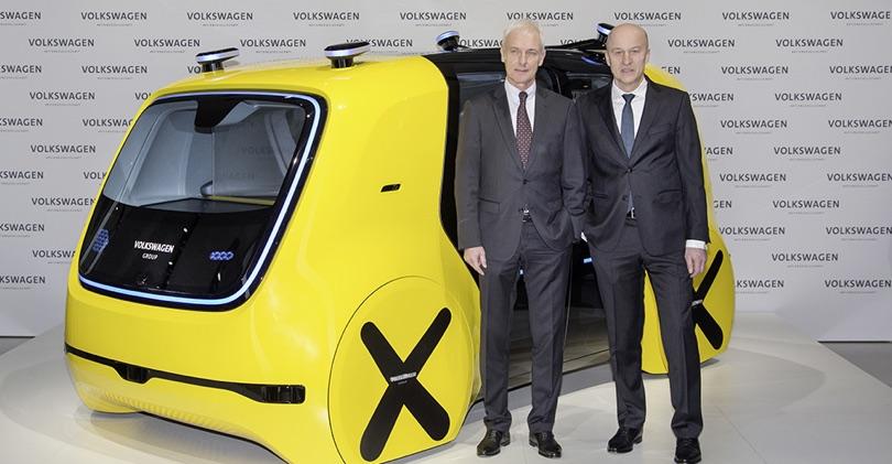 Volkswagen: 16 nuovi impianti per le elettriche entro il 2022