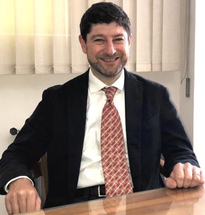 presidente AIPE Augello
