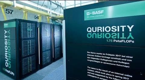 BASF supercomputer