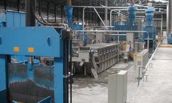 Montello impianto riciclo PP