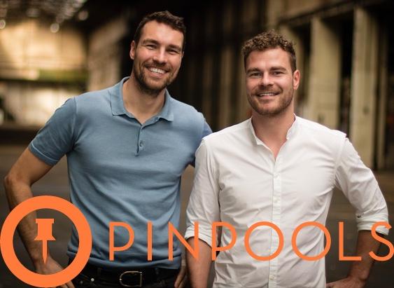 Pinpools Heribert-Josef e Alexander Lakemeyer