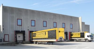 Polplastic hub logistico