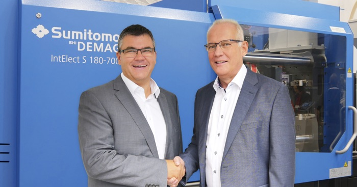Sumitomo (SHI) Demag Plastics Machinery Siegfried Köhler  Group Chief Sales Officer (CSO)