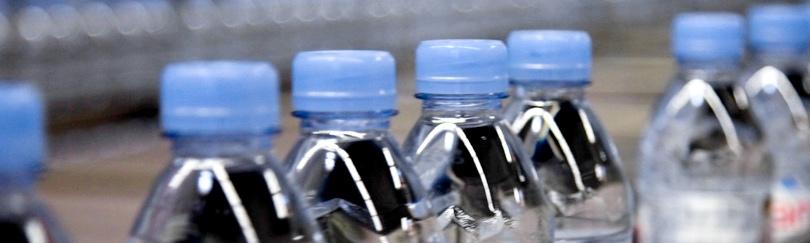 bottiglie PET