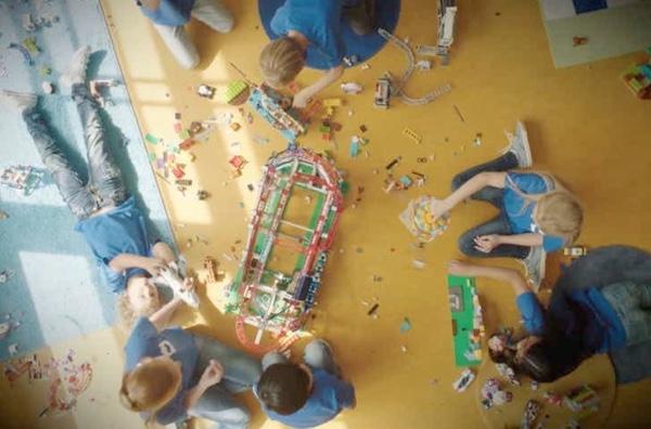 Lego replay