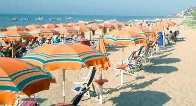 spiaggia puglia