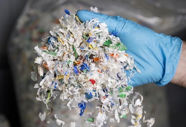 riciclo rifiuti da imballaggio Total