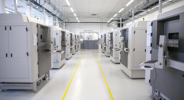 3d systems Pinerolo Advanced Additive Manufacturing Center