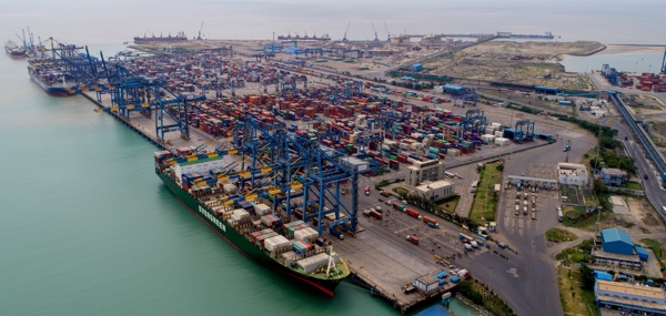Porto di Mundra, India
