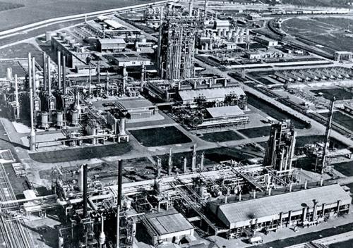 petrolchimico Ferrara