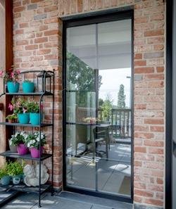 Porta finestra PVC