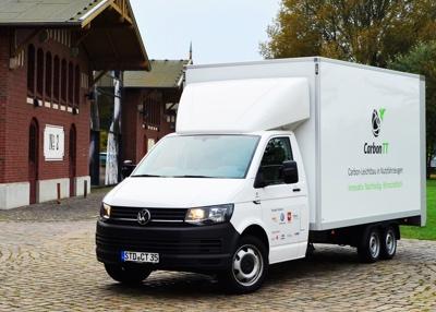 Carbon TT veicolo