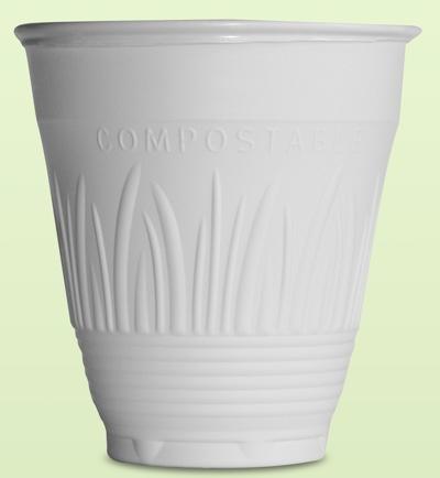 IMB bicchiere compostabile per vending