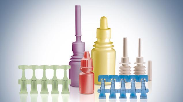 Lameplast contenitori farmaceutici colorati