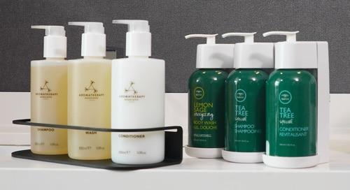 Mariott flaconcini shampoo e doccia